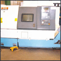 Mazak Slant Turn 250
