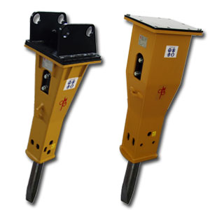 New Hydraulic Breakers